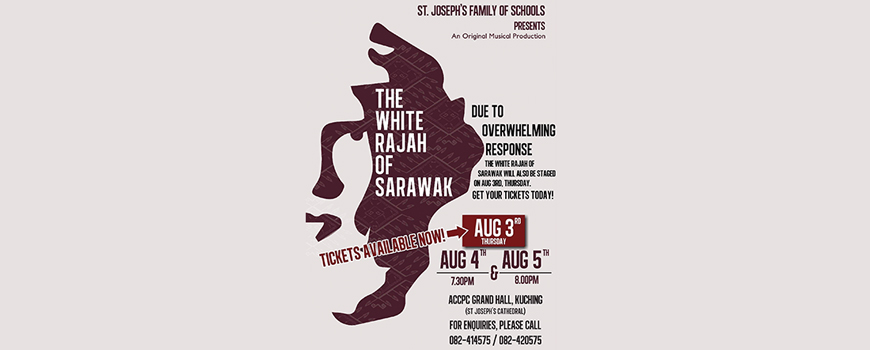 A musical take on Sarawak's living heritage