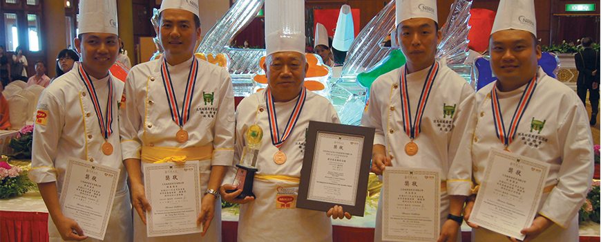 5th Malaysian Golden Chef Competition
