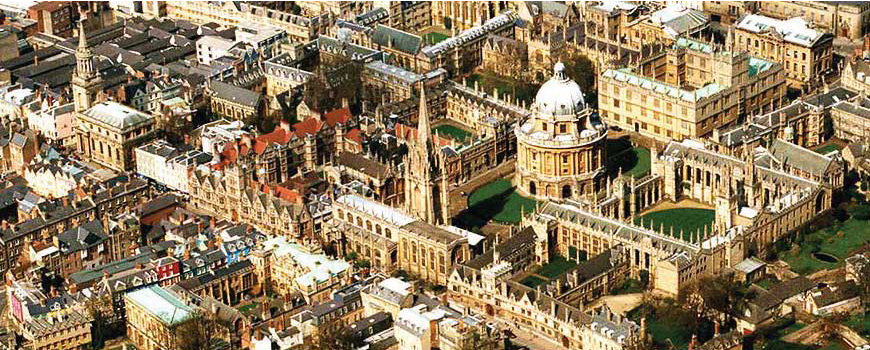 ExCAT : in Oxford for a master's degree