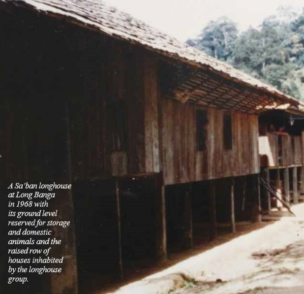 History And Architecture Of The Longhouse Kino Kuching In Out